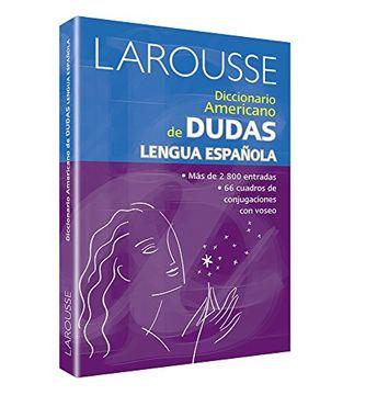 portada Diccionario Larousse Americano de Dudas Lengua Española
