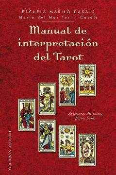 portada Manual de Interpretación del Tarot