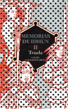 portada Memorias de Idhun ii: Triada