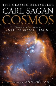 portada Cosmos (libro en Inglés)