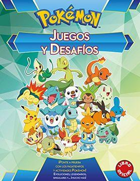 portada Juegos y Desafios / Pokemon
