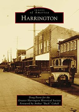 portada Harrington (Images of America) (libro en Inglés)
