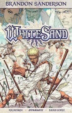 portada Brandon Sanderson's White Sand Volume 1 (Softcover) (libro en Inglés)