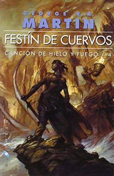 portada Cancion de Hielo y Fuego 4: Festin de Cuervos Omnium