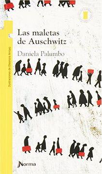 portada Maletas de Auschwitz,Las - T. P. Amarilla