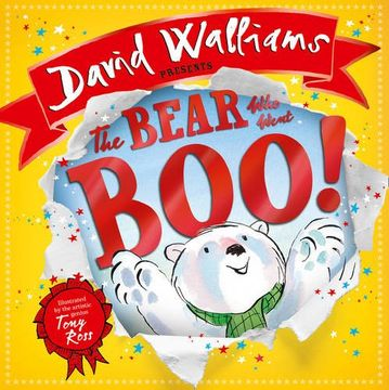 portada The Bear Who Went Boo!