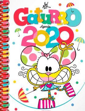 portada Gaturro 2020 Anillada Agatha