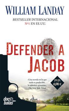portada Defender a Jacob