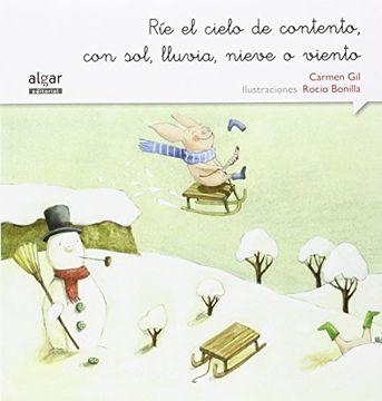 portada Rie El Cielo De Contento, Rie El Cielo De Contento (Rimar y soñar)