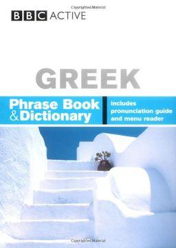 portada Bbc Greek Phrase Book & Dictionary (libro en Inglés)