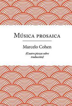 portada Música Prosaica