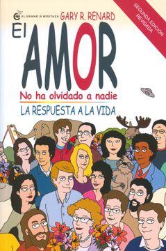 portada El Amor no ha Olvidado a Nadie