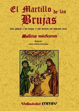 portada Martillo de las Brujas: Para Golpear a las Brujas con Poderosa Maza