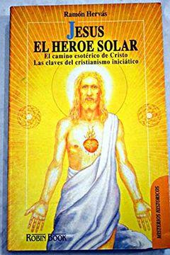 portada Jesus el Heroe Solar