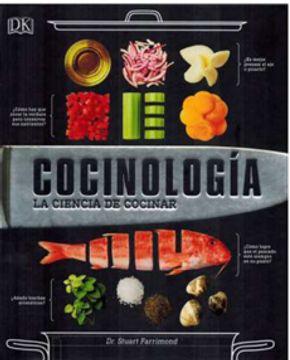 portada Cocinologia. La Ciencia de Cocinar (Dk) (Td)