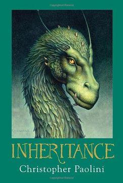 portada Inheritance (libro en Inglés)