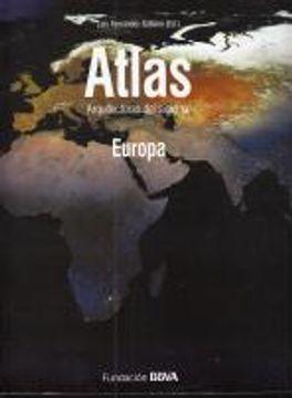 portada Atlas. Arquitecturas del siglo XXI. Europa