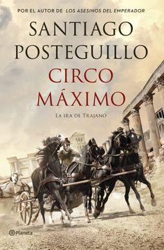 portada Circo Máximo: La ira de Trajano