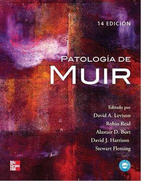 portada Libro de Texto de Patologia de Muir ( 14º Edicion)