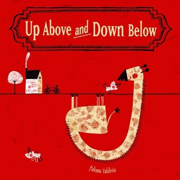 portada Up Above and Down Below (libro en Inglés)