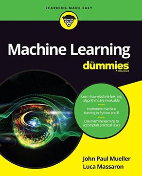 portada Machine Learning For Dummies