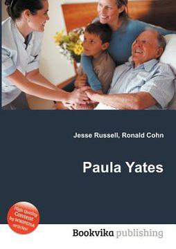 portada Paula Yates (libro en Inglés)