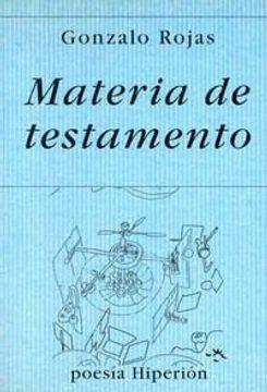 portada Materia de Testamento