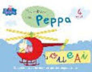 portada E. I. - Mis Letras Con Peppa 4 Años. Actividades