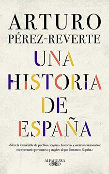 portada Una Historia de España