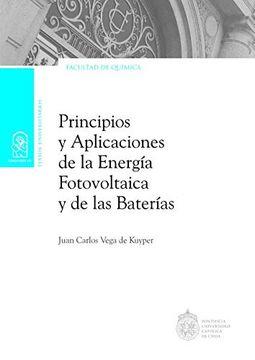 portada Principios y Aplicaciones de la Energía Fotovoltaica y de las Baterías