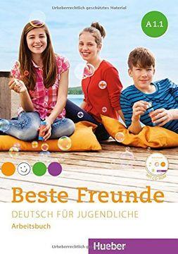 portada BESTE FREUNDE.A1.1.Arb.+CD-ROM)(ej.)