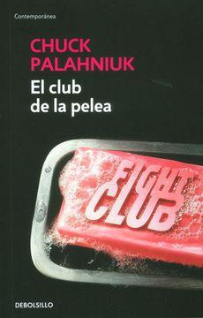 portada El Club De La Pelea (libro en Espanol)
