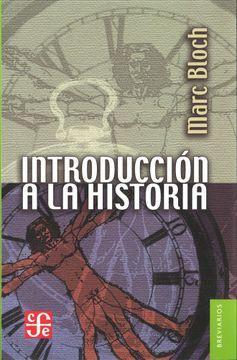 portada Introducción a la Historia