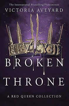 portada Broken Throne (libro en Inglés)