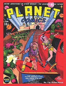 portada Planet Comics #1 (libro en inglés)