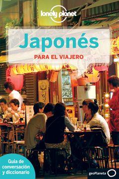portada Japonés Para el Viajero 3º Edicion (Guías Para Conversar Lonely Planet