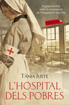 portada L'hospital Dels Pobres (Labutxaca) (libro en Catalán)