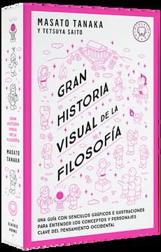 portada Gran Historia Visual de la Filosofía