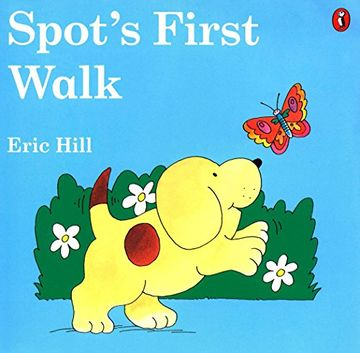 portada Spot's First Walk (libro en Inglés)
