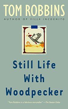 portada Still Life With Woodpecker (libro en Inglés)