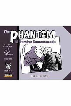 portada The Phantom. El Hombre Enmascarado (1939-1940) el Circulo Dorado