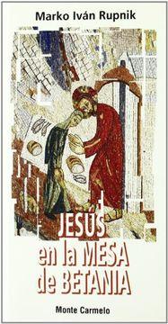 portada Jesús en la mesa de Betania (Orientale Lumen)