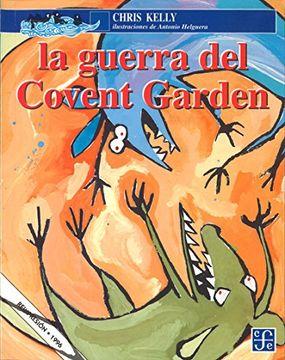 portada La Guerra del Covent Garden