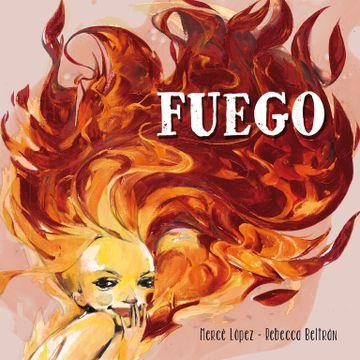 portada Fuego (Lumen Ilustrados)