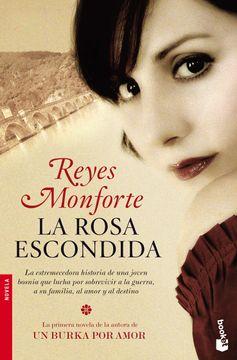 portada La Rosa Escondida nê 2345. Booket.