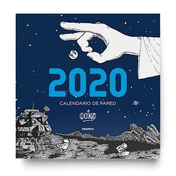portada QUINO 2020, CALENDARIO DE PARED