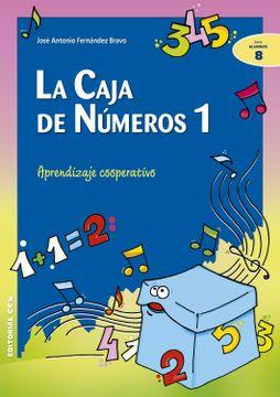portada La Caja de Números 1: Aprendizaje Cooperativo (Ciudad de las Ciencias)