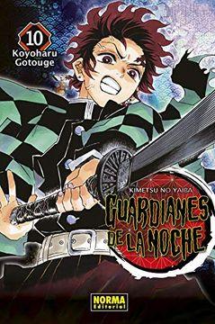 portada Guardianes de la Noche 10