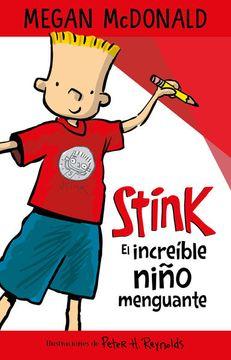 portada Stink el Increíble Niño Menguante