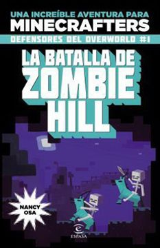 portada Batalla Del Zombie Hill. Defensores Del Overworld